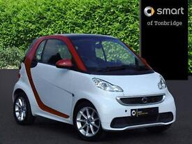 smart fortwo coupe PASSION MHD (white) 2014-01-31