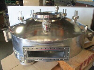 Thermionics Laboratory High Vacuum Wafer Transfer Module Chamber Robot Interface