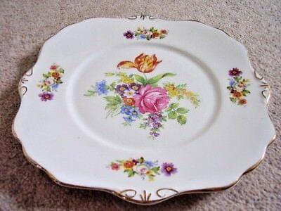 Royal Stafford England porcelain dish-plate,bone china