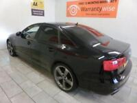 BLACK AUDI A6 2.0 TDI S LINE BLACK EDITION ***FROM £309 PER MONTH***
