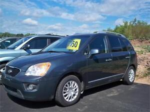 ONLY 99$ BI WEEKLY OAC!2012 Kia Rondo EX w/3rd Row LEATHER & SUN