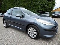 Peugeot 207 1.4 S, 3 Door, Lovely Low Mileage Example, and Drives as Good as it Looks, Lovely Car