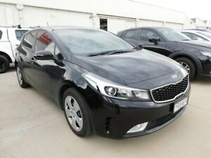 2017 Kia Cerato YD MY17 S Black 6 Speed Sports Automatic Hatchback Maryville Newcastle Area Preview