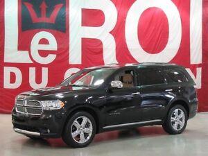 Dodge Durango CITADEL AWD GPS NAVI TV/DVD 2012