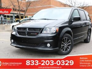 "2017 Dodge Grand Caravan GT+NAVIGATION+BACKUP CAMERA+6.5"" TOUCH"