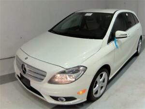 2013 MERCEDES BENZ B250 LEATHER CAMERA 60KM