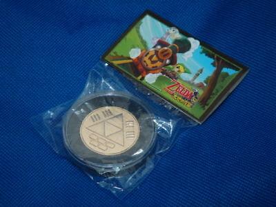 The Legend of Zelda Spirit Tracks 3DS bonus Coins Gold