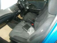 HONDA JAZZ 1.3 I-VTEC EX 5d 98 BHP (blue) 2010