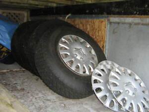 4 pneus d'hiver Toyo Open Country WLT1 LT225 75R16 Lac-Saint-Jean Saguenay-Lac-Saint-Jean image 5