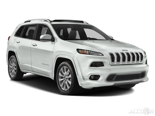 2016 Jeep Cherokee North Limited Edition
