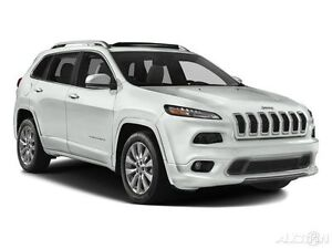 2016 Jeep Cherokee North Limited Edition $40,000