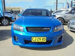 2009 Holden Ute VE MY09.5 SS Blue Auto Sports Mode Utility Holroyd Parramatta Area Preview