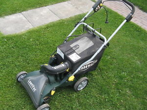 Yardworks Electric Lawn Vac/Chipper