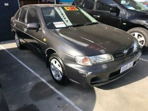 1999 Nissan Pulsar N15II LX 5 Speed Manual St James Victoria Park Area Preview