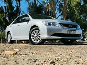 2015 Toyota Aurion GSV50R AT-X Silver Pearl 6 Speed Automatic Sedan Kenwick Gosnells Area Preview