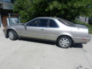 1992 Acura Legend   2 door coupe
