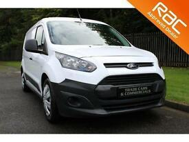 2014 64 FORD TRANSIT CONNECT 1.6 210 P/V 1D 94 BHP DIESEL