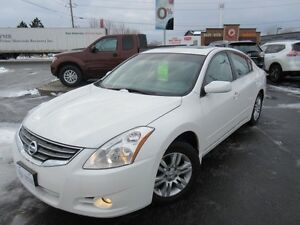 2010 NISSAN ALTIMA 2.5 S LUXURY PKG S-ROOF H-SEAT ALLOYS