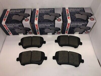 Front Brake Pads Fits Nissan Micra K12 2002-2011 + Nissan Note 06-14..All models