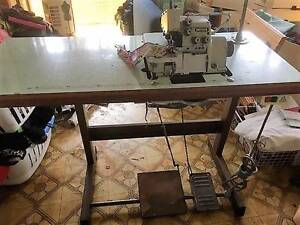 Industrial Overlocket Sewing machine Bulimba Brisbane South East Preview