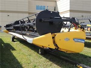 2012 New Holland 880CF 45' Flex Draper Header, Warranty