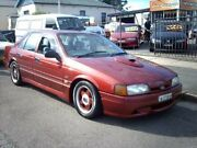 1993 Ford Falcon EBII GLi Burgundy 4 Speed Automatic Sedan Mayfield East Newcastle Area Preview