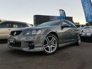 2011 Holden Commodore VE II MY12 SV6 Grey 6 Speed Automatic Sedan Mount Hawthorn Vincent Area Preview