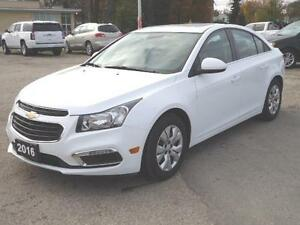 2016 Chevrolet Cruze Limited LT Sunroof