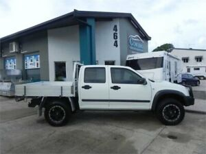 2011 Isuzu D-MAX TF MY10 SX (4x4) 5 Speed Manual Dual Cab Utility Earlville Cairns City Preview