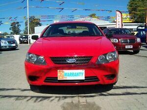 2006 Ford Falcon BF MkII XT (LPG) 4 Speed Auto Seq Sportshift Sedan Evanston South Gawler Area Preview