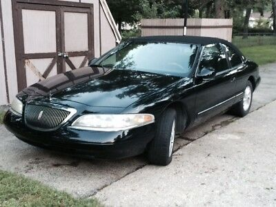 1997 Lincoln Mark Series Luxury Mark VIII 1997 Lincoln Mark VIII