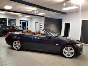 2009 BMW 3 Series 335i CONVERTIBLE! SUPERBE VOITURE!