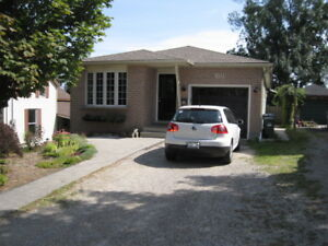Beautiful, newly renovated bungalow in downtown Guelph!