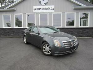 REDUCED!!!  2009 Cadillac CTS Only $89 B/W TaxIn OAC