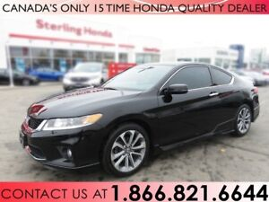 2015 Honda Accord Coupe EX-L | NAVIGATION | AERO KIT | REMOTE ST