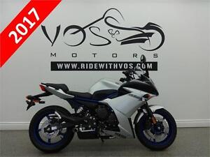 2017 Yamaha FZ6R- Stock #V2542- **No Payments for 1 Year