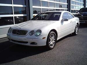 2002 Mercedes-Benz CL-Class TOP OF THE LINE Coupe (2 door)