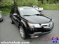 2009 Acura MDX 7 passenger AWD with WARRANTY - nlcarshop.com
