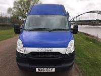 2012 61 IVECO-FORD DAILY 2.3 35S11V 1D 106 BHP DIESEL