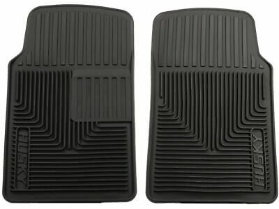 For 1989-1994 Dodge Shadow Floor Mat Set Front Husky 99958QZ 1990 1991 1992 1993