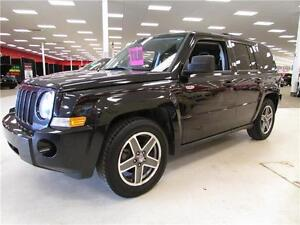 2008 Jeep Patriot 4x4 NORTH   ($0 DOWN only $88 bi-weekly)