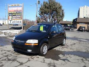 2005 Chevrolet Aveo Gas Saver ! Only 111000 KM !
