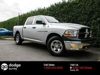 2011 Dodge Ram 1500 ST 4x4 Crew Cab 140 in. WB,NO DOC FEE