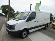 2013 Volkswagen Crafter 2ED1 MY11 35 TDI 300 MWB White 6 Speed Manual Van New Lambton Newcastle Area Preview