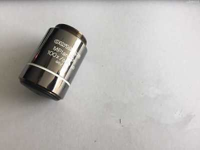1pcs New Olympus Mplan Apo 100x0.90 Bd Via Dhl Or Ems