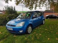 Ford Fiesta Automatic Ghia