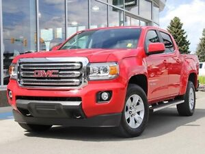 2016 GMC Canyon Certified   Crew Cab   4X4   SLE Package   Intel