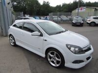 Vauxhall Astra SRI PLUS CDTI (white) 2008