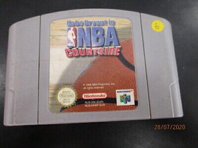 Kobe Bryant in NBA COURTSIDE - Nintendo N64 - EUR - PAL