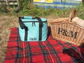 Fortnum & Mason F&M Insulated Cool Bag Picnic Bag